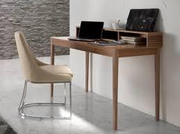 office desk modern. Modern Stylish Office Desk In Walnut Veneer By Porto Lujo I