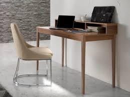 stylish office desks. View Larger Gallery Porto Lujo Modern Walnut Veneer Office Desk Stylish Desks