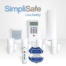 simplisafe2 wireless home security stars46