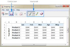 How To Convert Excel To Jpg Save Xls Or Xlsx As Image File