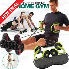 revoflex xtreme workout gym fitness exercise body building training