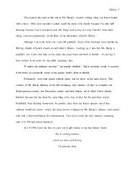 a productive class a humor essay  2