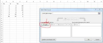 Flip X And Y Axes In Excel Graph Super User