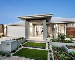 front garden landscaping perth. full image for photo of a mid sized contemporary front yard sun driveway in perth garden landscaping