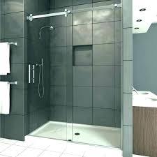 shower door replacement cost bathtub replacement cost shower door medium size of central grab parts glass shower door replacement