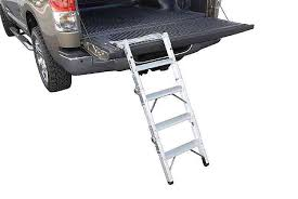 Truck-Pal Tailgate Ladder - Graham Solutions