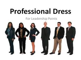 Dressing For Success In Fbla Ppt Video Online Download