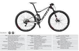 Scott Spark Rc 700 Pro 2017 650b 27 5 Mountain Bike