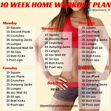 Daily Fitness On Motivation Exercise At Home Workout