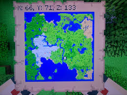 minecraft xbox one map size better coordinates improve maps suggestions minecraft java