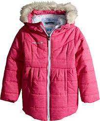 Columbia Kids Womens Crystal Caves Mid Jacket Little Kids Big Kids
