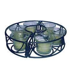 good looking chandeliers clearance patio umbrella candle holder eight votive in furniture large version