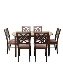 solid wood dining table 6 seater hometown solid wood 6 dining set solid wood round dining table with 6 chairs