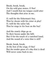 fernando pessoa bairro alto party fernando pessoa break break break alfred lord tennyson