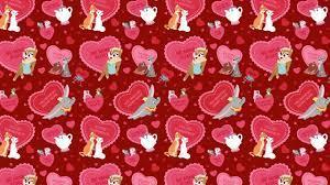 Disney Hearts' Digital Wallpaper ...