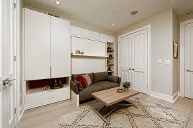 Transformable sofa space saving furniture Innovative Transforming Two Georgetown Homes Visual Hunt Resource Furniture Transforming Spacesaving Furniture