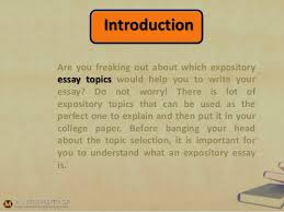 Difficult Essay Topics How To Manage A Difficult Expository Essay Topic
