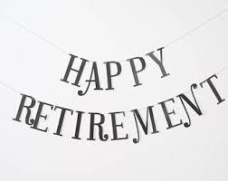 retirement banner clipart happy retirement banner clip art 10789 usbdata
