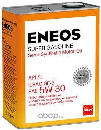 <b>ENEOS</b> OIL1361 <b>Масло моторное ENEOS Super</b> Gasoline 5W-30 ...