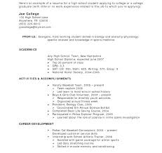 College Student Resume Examples No Experience College Student Resume Samples Dew Drops