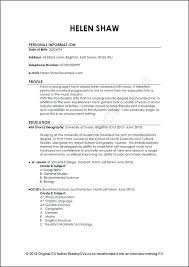 Sample Of A Perfect Resume Creative Examples Of The Perfect Resume