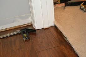 install engineered wood floors