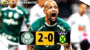 Palmeiras 2 x 0 Santo André (HD) Gols & Melhores Momentos - COMPLETO -  Campeonato Paulista 2020 - YouTube
