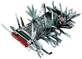 The Swiss Army Knife Was Designed For What Engineering The Worlds Largest Swiss Army Knife The Wenger