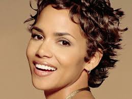 Short Haircuts For Naturally Curly Hair And Round Face Classic