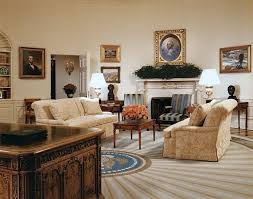 oval office furniture. The George W Bush Oval Office Was More Distinguished Than Most. Furniture