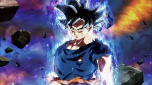 Dragon Ball Super, Ultra Instinct Goku ...