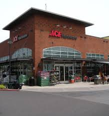ace hardware store. the helpful place ace hardware store