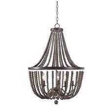 large wood bead chandelier wood bead chandelier world market small wood chandelier full size