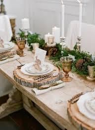 Deco table de Noel : les plus belles déco de table de fete de ...