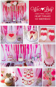 makeup themed birthday party ideas photo 1