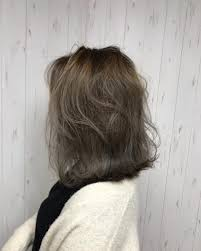 今話題のワンレングスって何似合う人髪型別のヘアスタイルなど徹底