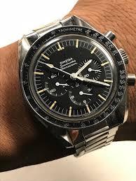 Vintage Omega Speedmaster 145 012 Pre Moon From 1968 Rolex