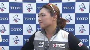 so yeon ryus second round interview at the sime darby lpga ha na jang final round interview from 2016 toto classic