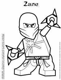There are five main characters and they have have harnessed mystical oriental powers to defeat an intergalactic overlord. Get This Free Lego Ninjago Coloring Pages 119156
