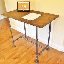 handmade office furniture. desk handmade wooden office industrial computer furniture e