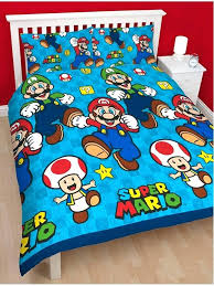 super bed sheets double duvet cover bedding set within inspirations 0 mario bros bedroom sets kids character super bedding