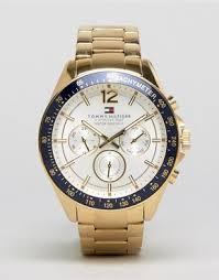 men s watches digital designer watches asos tommy hilfiger 1791121 luke stainless steel watch