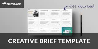 The Ultimate Creative Brief Template Inc 8 Examples