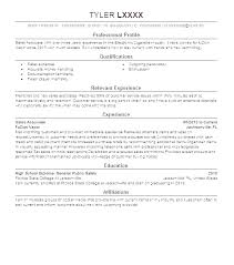 Resume Objective For Retail Resume Ideas