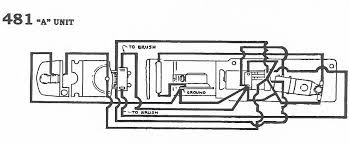 american flyer engine wiring diagrams american wiring af diesels on american flyer engine wiring diagrams