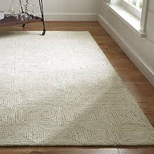 presley neutral heathered rug crate and barrel throughout area rugs designs 12