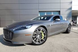 Used Aston Martin Rapide S For Sale In New Germany Mn Edmunds