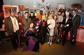 office halloween ideas. The Office Cast In Halloween Costumes Ideas S