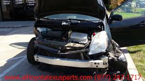 Parting Out 2007 Toyota Prius - Stock - 3029bl - TLS Auto Recycling