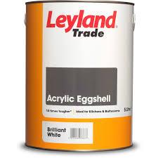 Leyland Acrylic Eggshell Tinted Colour